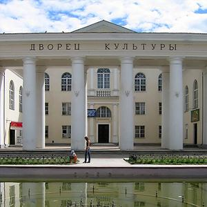 Дворцы и дома культуры Объячево