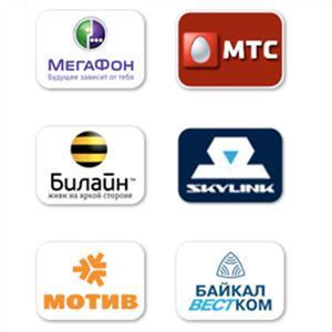 Операторы сотовой связи Объячево