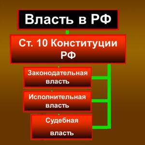 Органы власти Объячево