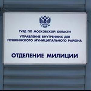 Отделения полиции Объячево
